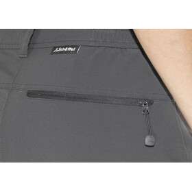 Schöffel Engadin Pants short Damen charcoal